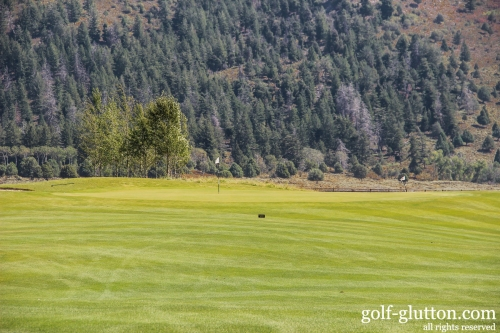 Teton Reserve Golf Course Review Victor Idaho 8050