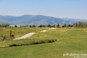 Teton Reserve Golf Course Review Victor Idaho 8086