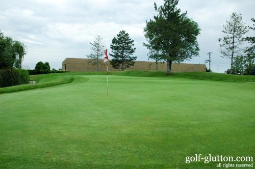 Glendale Golf Course Review Salt Lake City Utah 1852