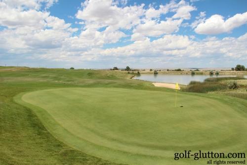 Casper Golf Course Links Course Review 5458